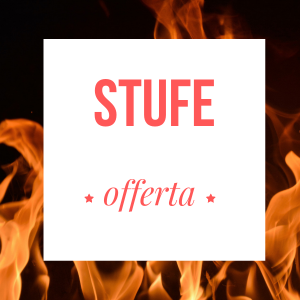 Stufe in offerta