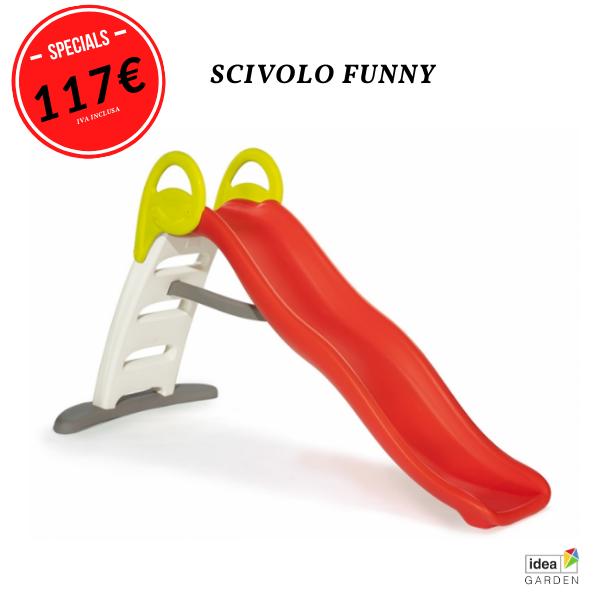 Scivolo Funny