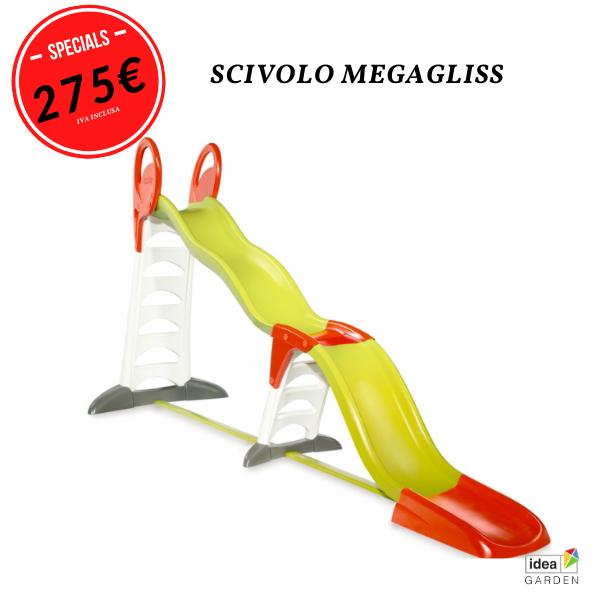 Scivolo Megagliss