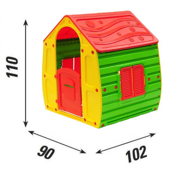 casetta magical house starplay (4)