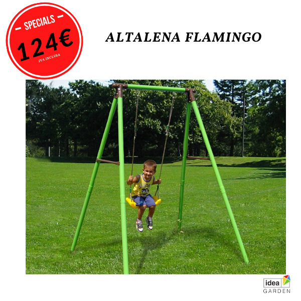 Altalena Flamingo