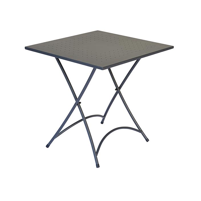 Tavolo Pieghevole Orta 70×70 cm